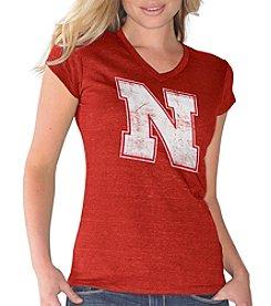 G III NCAA® Nebraska Cornhuskers Women's Alumni Tee