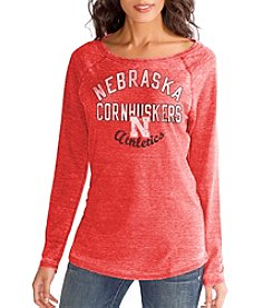 G III NCAA® Nebraska Cornhuskers Women's Second Season Tee