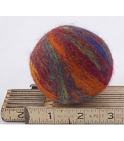 Janet Marie Scent Felted Rainbow Soap