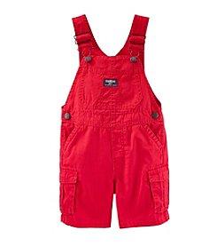 OshKosh B'Gosh® Baby Boys Cargo Pocket Shortalls