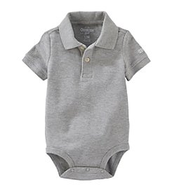 OshKosh B'Gosh® Baby Boys Polo Bodysuit