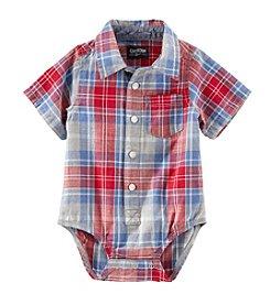 OshKosh B'Gosh® Baby Boys Woven Bodysuit