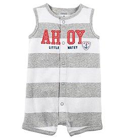 Carter's® Baby 3-Piece Ahoy Creeper Set
