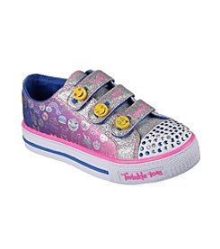Skechers® Girls' Shuffles Expressio Shoes