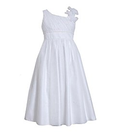 Bonnie Jean® Girls' 7-12 Sequin Organza Dress