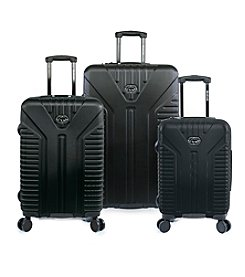 Ecko Unltd. Clyde Hardside Lightweight Luggage Set