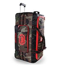 Ecko Unltd. United Large Rolling Duffel Bag