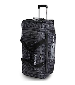 Ecko Unltd. Steam Large Rolling Duffel Bag