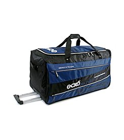 Ecko Unltd. Traction Large Rolling Duffel Bag