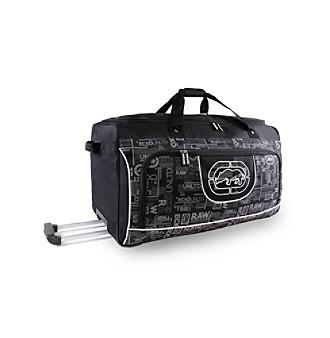 Ecko Unltd. Alpha Large Rolling Duffel Bag -  EK-WD-A932-NY