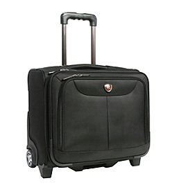 Pacific Coast® Rolling Laptop Business Briefcase