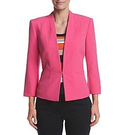 Kasper® Collarless Jacket