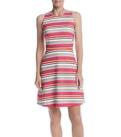 MICHAEL Michael Kors® Madison Striped Dress