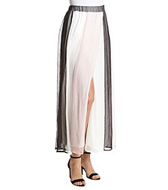 Chelsea & Theodore® Pull On Maxi Skirt