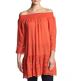 Chelsea & Theodore® Bell Sleeve Tunic