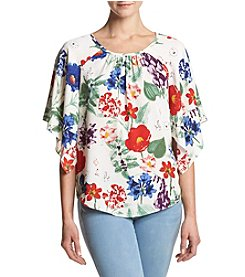 Chelsea & Theodore® Floral Top
