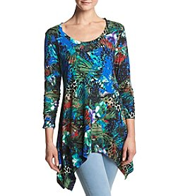 Chelsea & Theodore® Scoop Neck Tunic