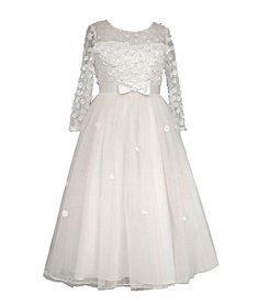 Bonnie Jean® Girls' 7-12 Daisy Bodice Dress
