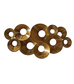 Stratton Home Decor Bronze Large Metal Wall Decor