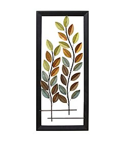 Stratton Home Decor Flowing Autumn Tree Panel Wall Decor