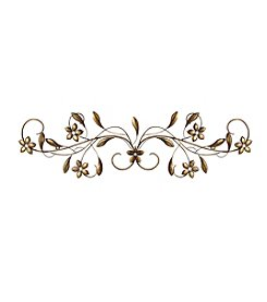 Stratton Home Decor Vintage Scroll Wall Decor