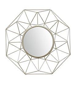 Stratton Home Decor Amber Mirror