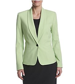 Nine West® Shawl Collar Jacket