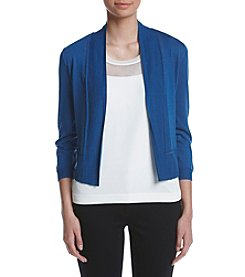 Anne Klein® Cropped Trim Shrug