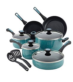 Paula Deen® Riverbend Aluminum 12-Piece Nonstick Cookware Set