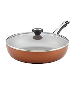 Farberware® High Performance Nonstick 12-inch Covered Skillet