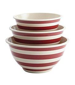 Paula Deen® Pantryware 3-Piece Melamine Mixing Bowl Set