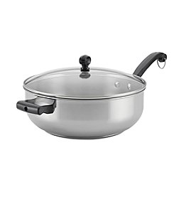 Farberware® Classic Stainless Steel 6-Quart Covered Chef Pan