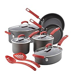 Rachael Ray® Hard-Anodized 12-pc. Cookware Set