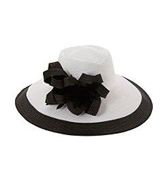 August Hats Hibiscus Romantic Hat