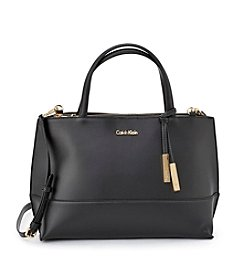Calvin Klein Pinnacle Satchel