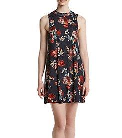 Living Doll® Floral Swing Dress
