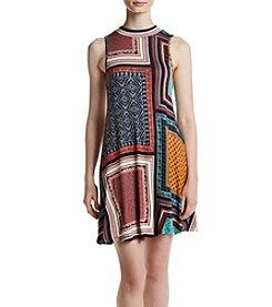 Living Doll® Patchwork Swing Dress