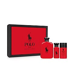 Ralph Lauren® Polo Red Three Piece Gift Set