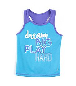 Exertek® Girls' 4-6X Graphic Racerback Tank