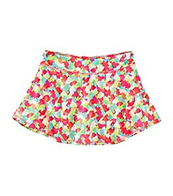 Exertek® Girls' 7-16 Print Skorts