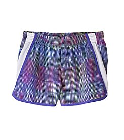 Exertek® Girls' 7-16 Print Run Shorts