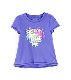 Exertek® Girls' 4-6X Dance Heart Tee