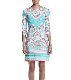 Taylor Dresses Matte Jersey Dress