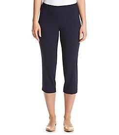 Relativity® Pull-On Capri Pants
