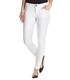 Relativity® Classic Cropped Skinny Jeans