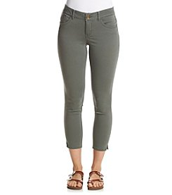 Relativity®  Cropped Skinny Jeans