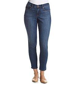 Bandolino® Lisbeth Curvy Skinny Ankle Jeans