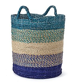 LivingQuarters Lake Seagrass Basket