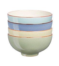 Denby® Set of 4 Heritage Rice Bowls