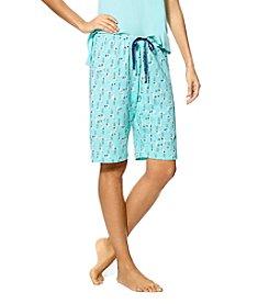 HUE® Seagull Bermuda Shorts